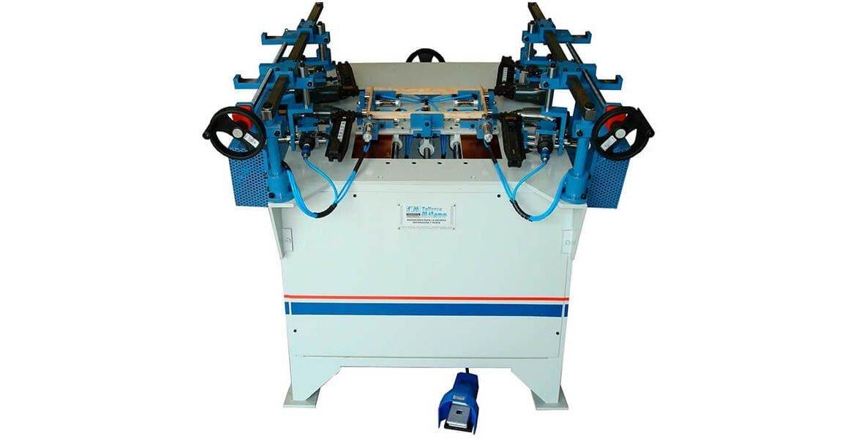 Grapadora de marcos Maquinaria a la venta para el tratado y procesado de madera de fabricación propia en Valencia España