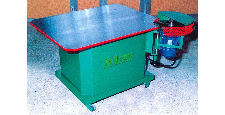 Niveladora Maquinaria a la venta para el tratado y procesado de madera de fabricación propia en Valencia España